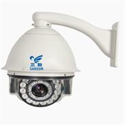 (LX-Z102-06G)红外高速球摄像机