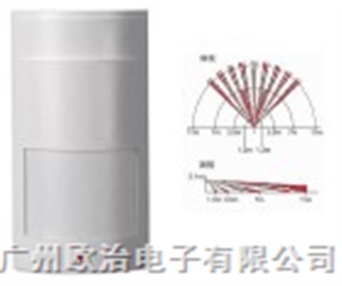 PA-525D 数码微波双元红外双鉴探测器 防盗报警厂家 广州防盗报警