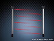 HT-M-互射式多光束红外防盗栅栏