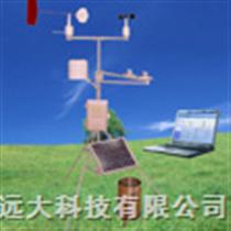 便携式气象站(风速、风向、温湿度、气压、雨量、地温)