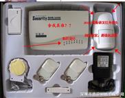 智能门窗语音电话家庭安防防盗报警器红外线报警器无线家用防盗器