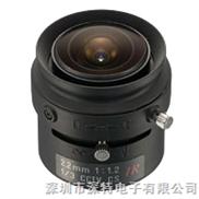 供應騰龍手動光圈2.2mm鏡頭13FM22IR