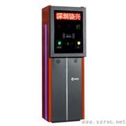 新款停车场设备-智能票箱