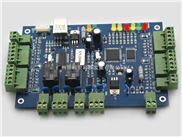 科密485双门门禁控制器SI-DM302