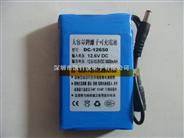 6500MA聚合物锂电池 12V电池