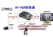 高清AV转HDMI转换器