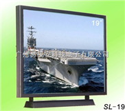 SL-19T沙龙19寸彩色液晶监视器、液晶监视器