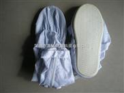 白色条文PU软底高筒靴优惠大减价每双仅售30.00元