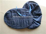 洁净无尘车间专用5mm条纹藏青色防静电鞋罩