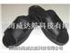 穿着轻便柔软、舒适透气黑色PU防静电拖鞋