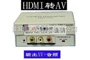 HDMI转CVBS视音频转换器
