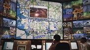 临海液晶拼接墙厂家|临海液晶电视墙|台州电子屏拼接大屏幕