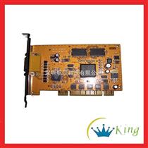 HK-8004H硬件壓縮數字硬盤錄像卡