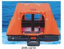 供应ZHR救生筏,抛投式气胀救生筏,自扶正气胀救生筏