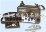 AMANO PR600S巡更钟打卡钟保安钟巡更机