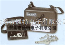 AMANO PR600S巡更鐘打卡鐘保安鐘巡更機