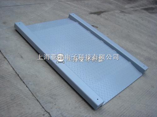 上海磅称_6吨电子磅6吨单层地磅称