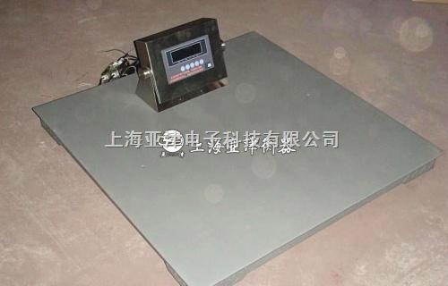 不锈钢地磅_6吨电子磅6吨地磅