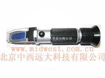 长效防冻液冰点测试仪/冰点仪 型号:WC02/RHA-300ATC(WG/WYF-1)库号:M367