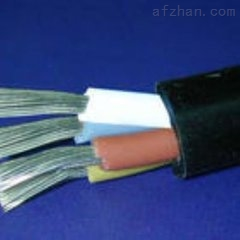 船用橡套软电缆CEFR 3*50+1*16