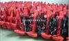JS供应灭火器架,不锈钢灭火器架,铁皮灭火器架(红色)