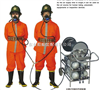 RHZK呼吸器 消防呼吸器 正壓式空氣呼吸器